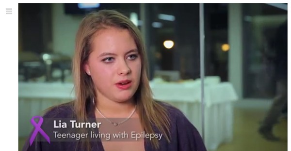 17-year-old's epilepsy experiences inspire film crew to raise awareness through video